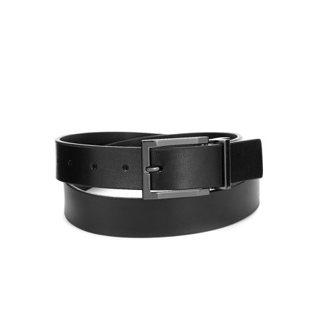 Leather Belt Calvin Klein Embossed Belt
