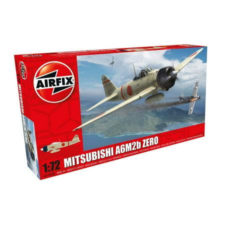 Airfix Mitsubishi A6M2b Zero 1/72 Scale Model Kit