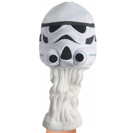 - Star Wars Educational Hand Puppet Figure for Self Expression - Stormtrooper