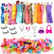 Popular 32 Item/Set Doll Accessories for Barbie doll