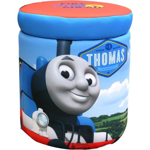 Hit Entertainment Thomas & Friends Full Steam Ahead Storage Ottoman