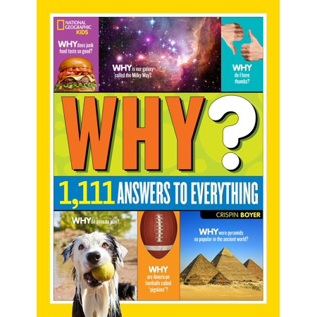 Halloween History National Geographic (National Geographic Kids Why?: Over 1,111 Answers to Everything)