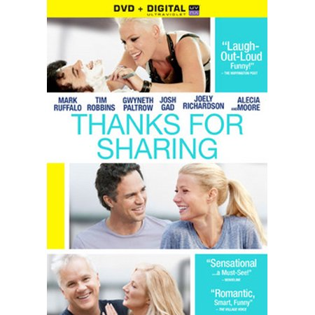 Thanks For Sharing (DVD + Digital Copy)](Thank You For Sharing Our Special Day)