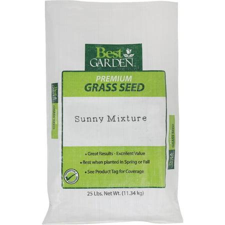 Best Garden Premium Sunny Grass Seed (Best Summer Grass Seed)
