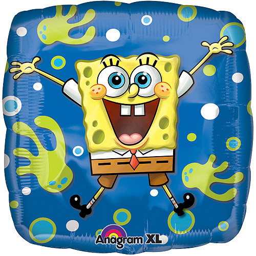 13pcs Spongebob Squarepants Balloon Set  T72
