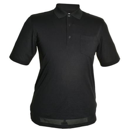 Greg Norman Mens Play Dry Polo Shirt