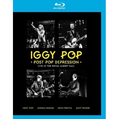 Post Pop Depression  Live At The Royal Albert Hall  Music Blu Ray   2Cd