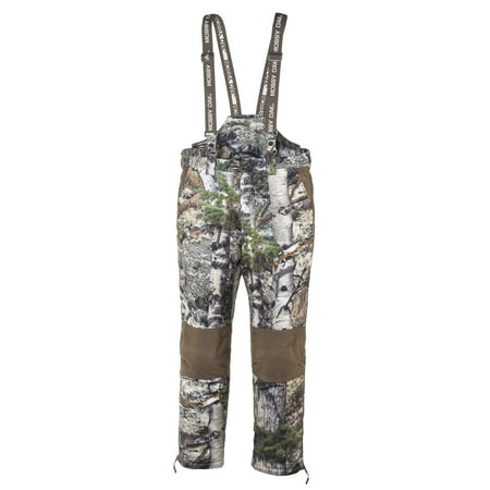 Hunting Bib (Mossy Oak Mountain Country Men's Insulated Convertible Bib )