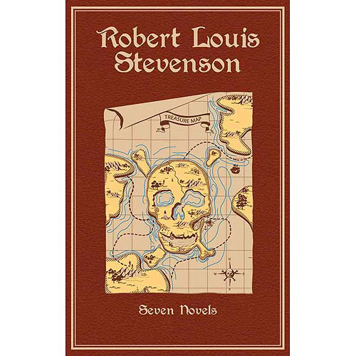 Robert Louis Stevenson: Seven Novels: Treasure Island / Princo Otto / Strange Case of Dr. Jekyll and Mr. Hyde / Kidnapped / The Black Arrow / The Master of Ballantrae / David