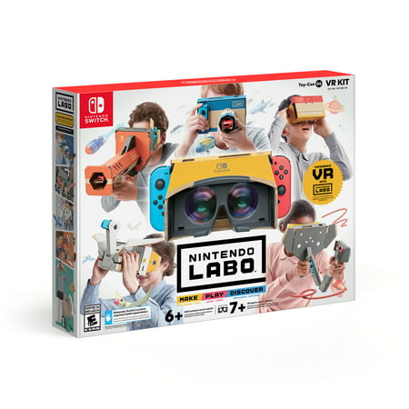 Nintendo Labo Toy-Con 04: VR Kit - Nintendo Switch