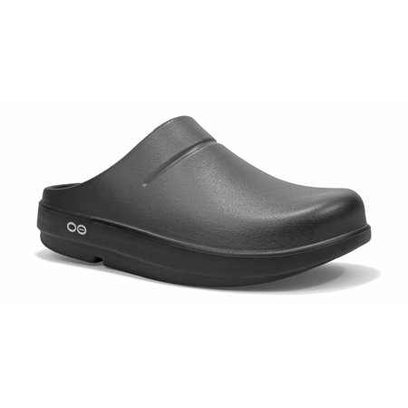 OOFOS OOCloog Luxe Adult Unisex Clog - Graphite