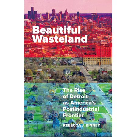 Beautiful Wasteland   The Rise Of Detroit As Americas Postindustrial Frontier