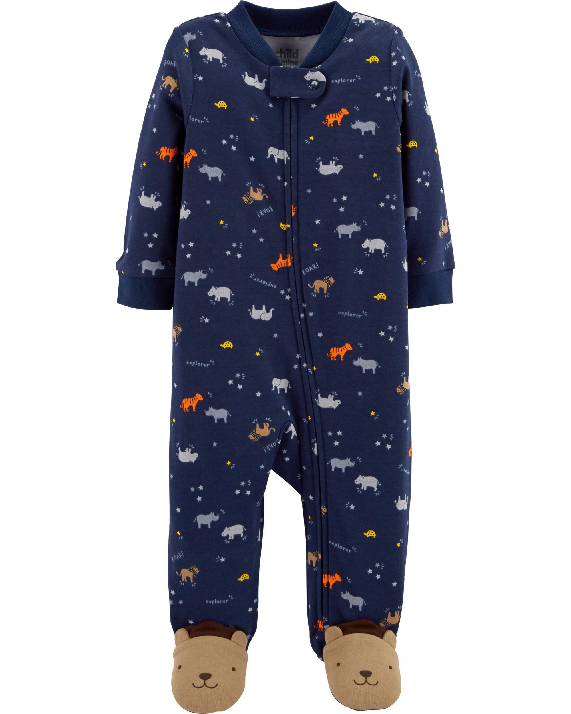 Sleep N' Play Pajamas (Baby Boys)