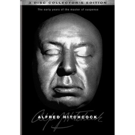 Alfred Hitchcock Halloween (Alfred Hitchcock 3-Disc Set)