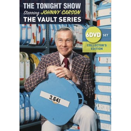 The Tonight Show Starring Johnny Carson: The Vault Series (Tonight Show With Jimmy Fallon Air Time)