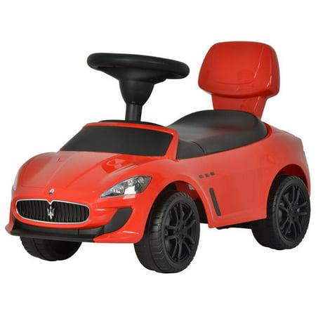 Maserati Push Car