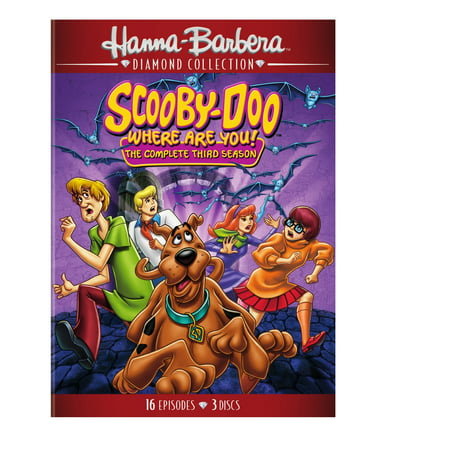 Scooby-Doo, Where Are You!: The Complete Third - Scooby Doo Halloween Makeup