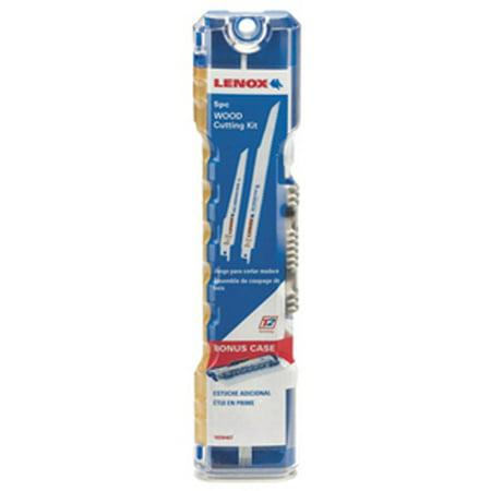 AMERICAN SAW & MFG CO 1839467 5 Piece Wood Reciprocating Blade