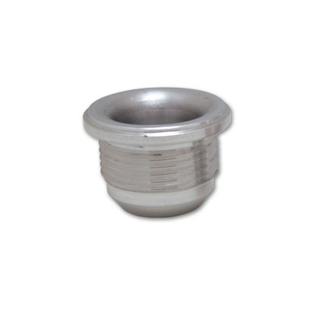 Vibrant Performance 11151 VIB11151 MALE -6AN ALUMINUM WELD BUNG (9/16-18 SAE THREAD; 7/8IN FLANGE OD)