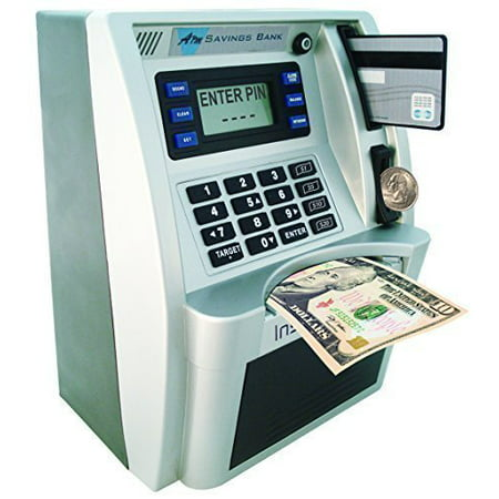 Children's  ATM Savings Bank - Limited Edition -