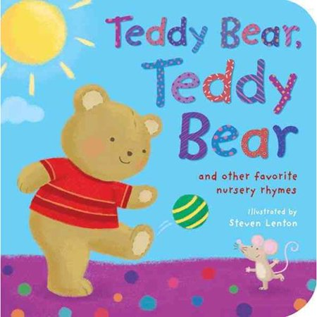 Teddy Bear  Teddy Bear And Other Favorite Nursery Rhymes