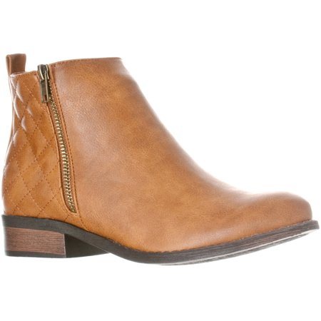 0e8dd016ca Riverberry - Riverberry Women's 'Jada' Quilted Ankle Boot - Walmart.com