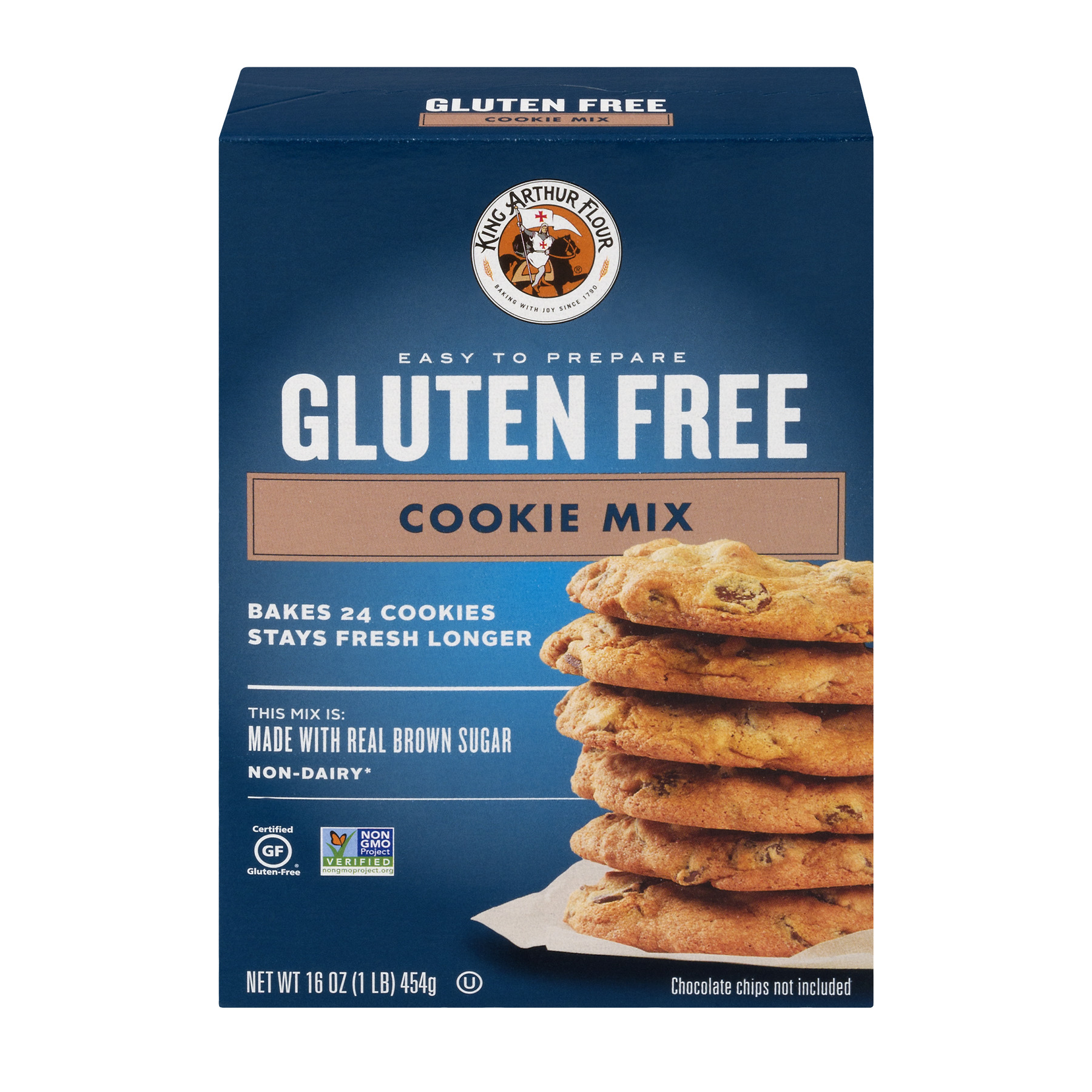 King Arthur Flour Gluten Free Cookie Mix, 16.0 OZ