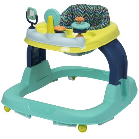Baby Walkers Walking (Safety 1st Ready, Set, Walk! 2.0 Developmental Walker, Riley )