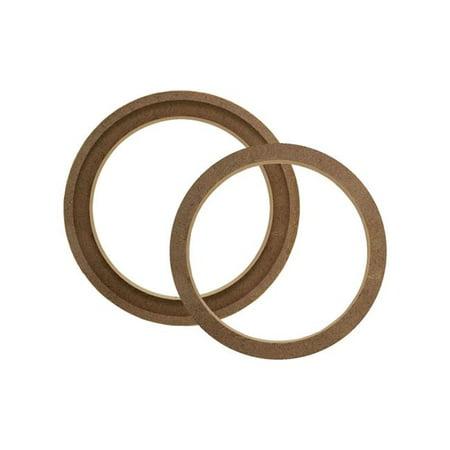 8 in. Pipeman Speaker Ring with Bezel