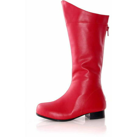Halloween Costume With Boots (Shazam Red Boots Boys' Child Halloween Costume)