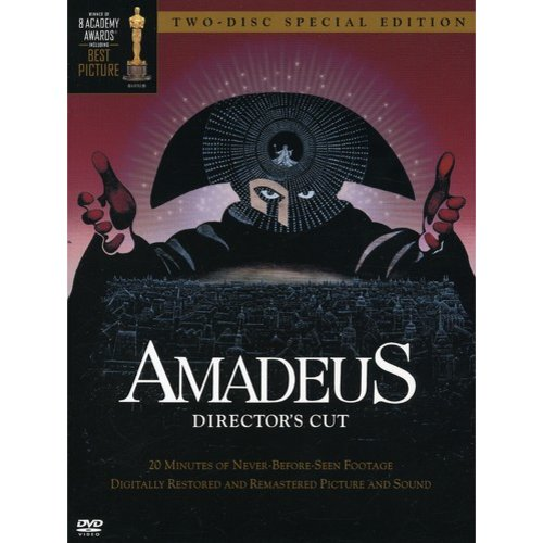 Amadeus: Director's Cut (Widescreen)