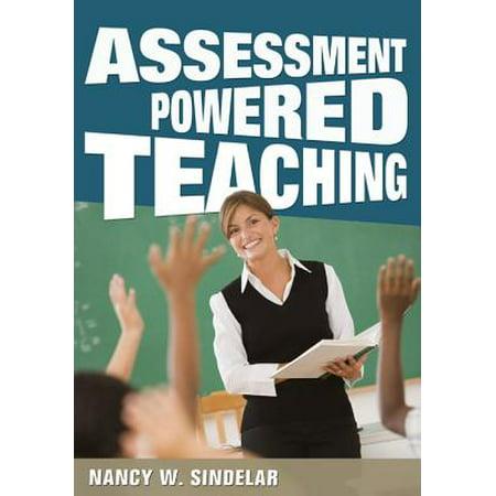 Assessment-Powered Teaching - eBook