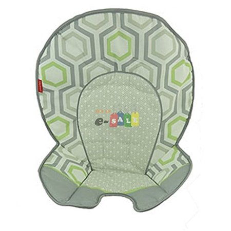 Fisher-Price SpaceSaver High Chair Geo Meadow - Replacement Pad