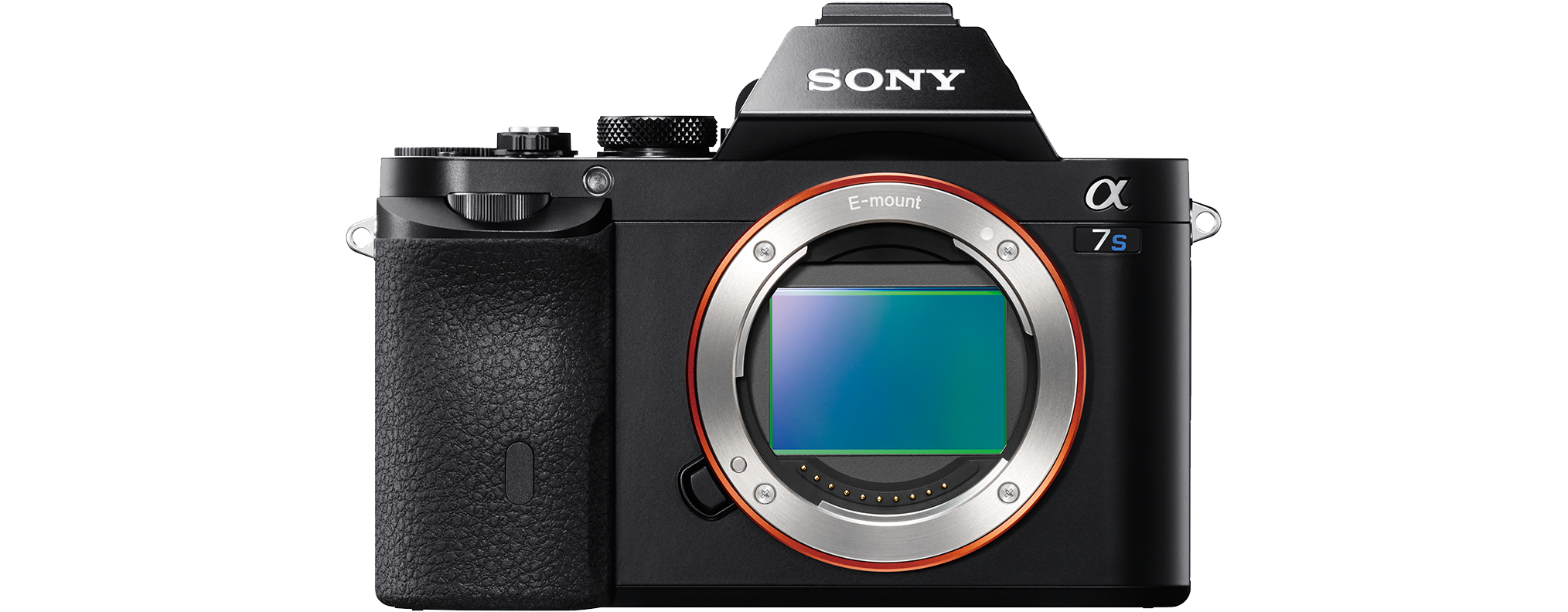 Sony Alpha a7S Full Frame Mirrorless Camera Black by Sony
