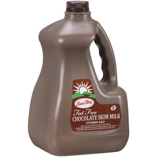 Cass-Clay Chocolate Skim Milk, 97 fl oz