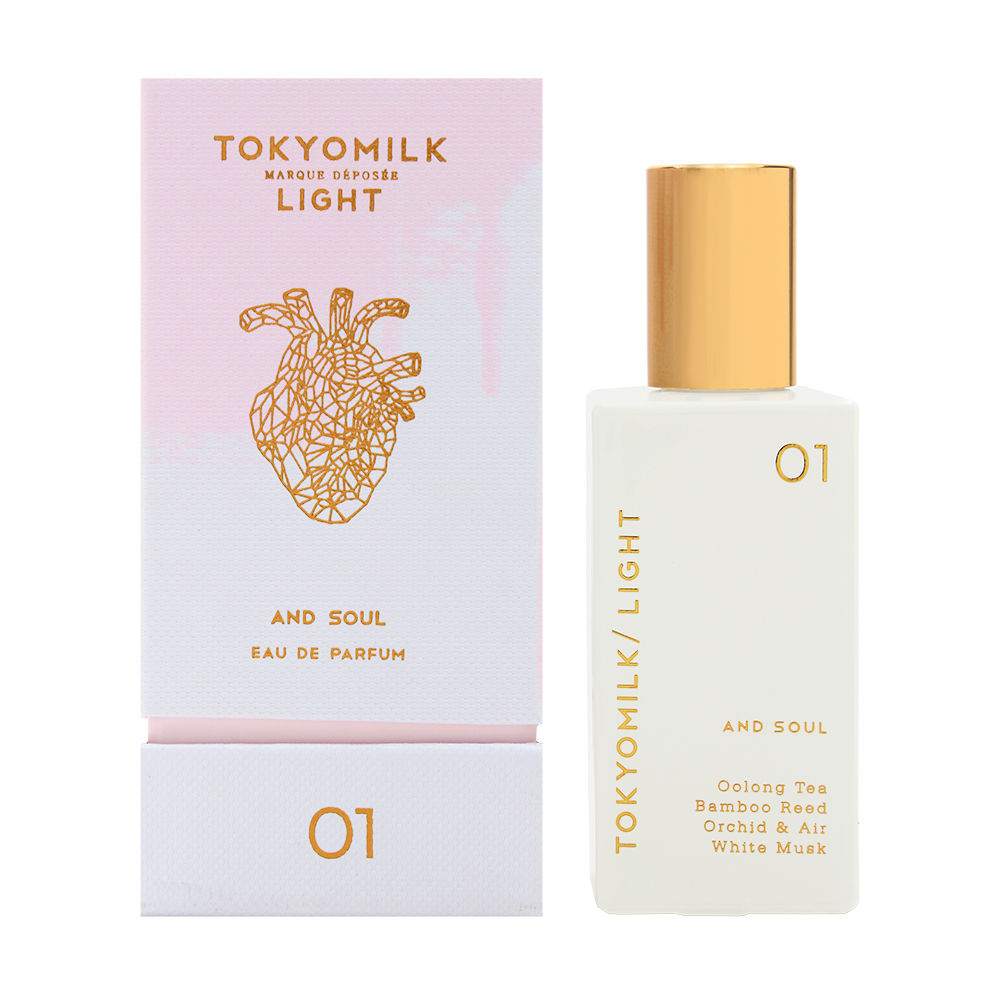 Tokyo Milk Light And Soul No. 1 1.6 oz Eau de Parfum Spray