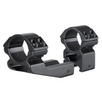 Hawke Sport Optics 2pc 1in. Weaver High 2in. Extension Rings, Black