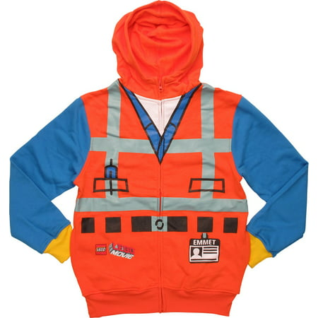 Setter Youth Sweatshirt - Lego Movie Emmet Costume Youth Hoodie