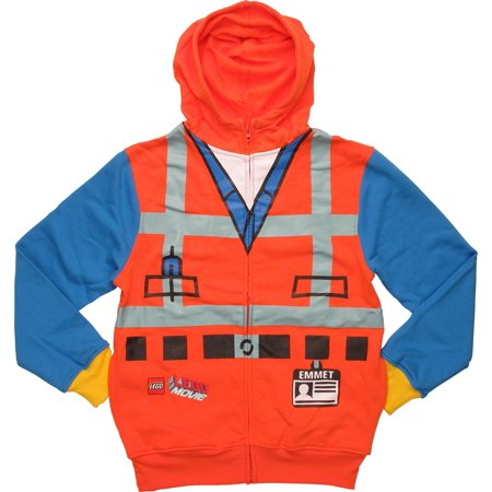 Teacher Youth Sweatshirt (Lego Movie Emmet Costume Youth Hoodie)