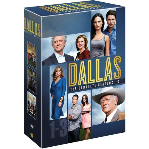Dallas: The Complete Seasons 1-3