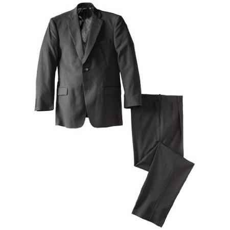 Austin Reed Men's Black Label Suit,  Gray, 40 - Austin Powers Suit For Sale