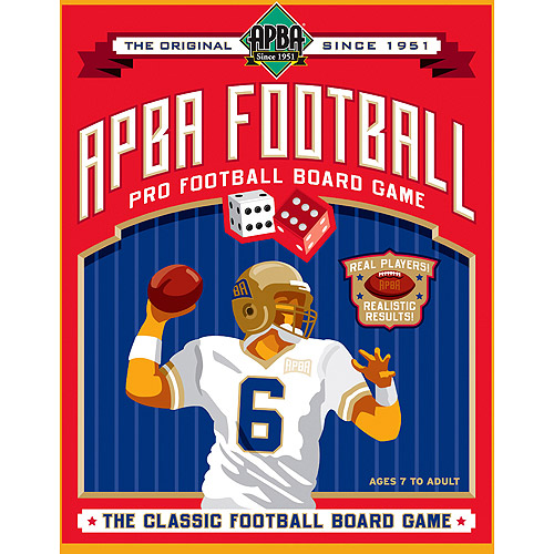 APBA APBA Pro Football Board Game
