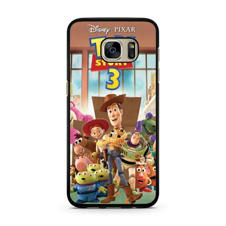 Toy Story 3 Galaxy S7 Edge Case