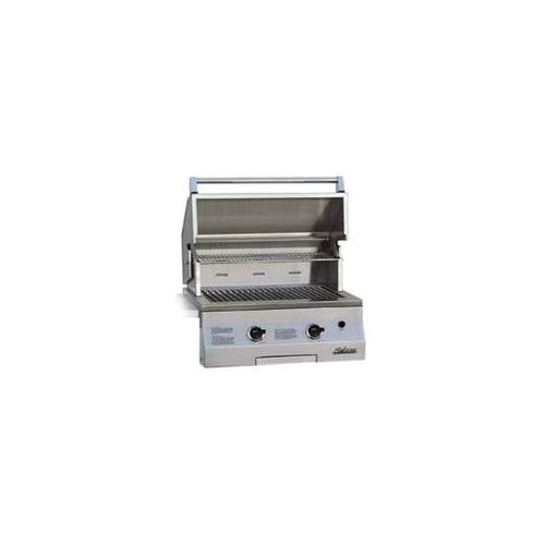Solaire - Rasmussen SOL-AGBQ-36IR 36'' Infrared Built-In Grill with Rear Ir Burner And Rotisserie, 3 Infrared Burners