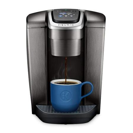 Keurig K-Elite Single Serve Coffee Maker (Brushed Slate) (Keurig 400 Coffee Maker)