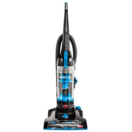 BISSELL PowerForce Helix Bagless Upright Vacuum (new version of 1700), - Cyclonic Bagless Vacuum