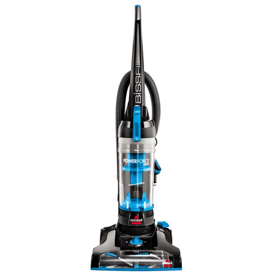 BISSELL PowerForce Helix Bagless Upright Vacuum New And Improved Version Of 1700 2191