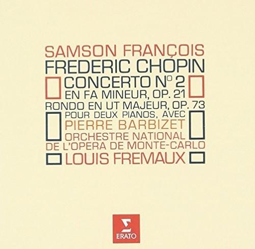 Chopin / Francois, Samson - Piano Concerto 2 [CD]