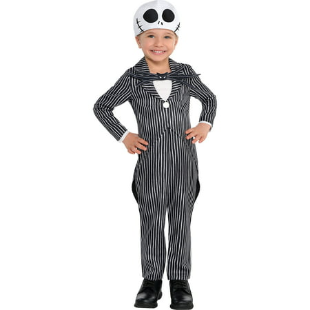 The Nightmare Before Christmas Accessories (The Nightmare Before Christmas Jack Skellington Costume for Toddlers, Size)