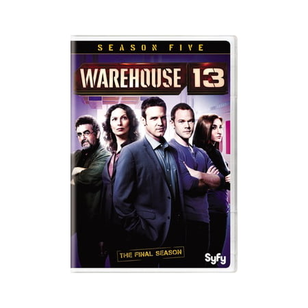 Warehouse 13: Season Five (DVD)